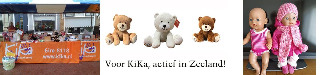 Zeeland 4 KiKa – Website van de Zeeuwse vrijwilligers voor KiKa – Kinderen Kankervrij!